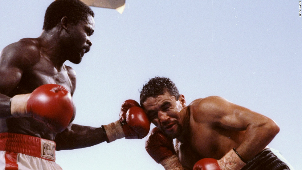 "He became known as ""The Professor,"" for the lessons he'd teach his opponents in the ring."