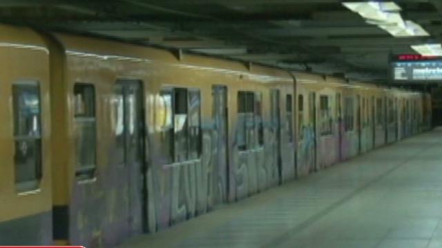 argentina fontana subway strike_00004122