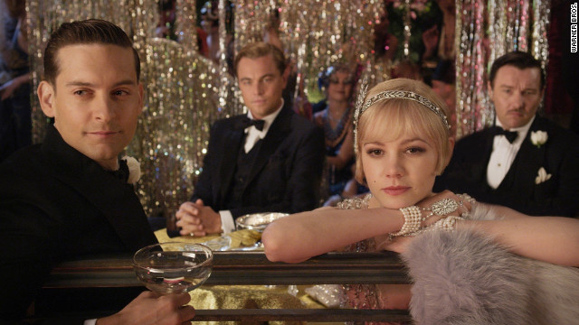 """Gatsby"" with Tobey Maguire, DiCaprio, Mulligan and Joel Edgerton combines Jazz Age glamour with modern touches."