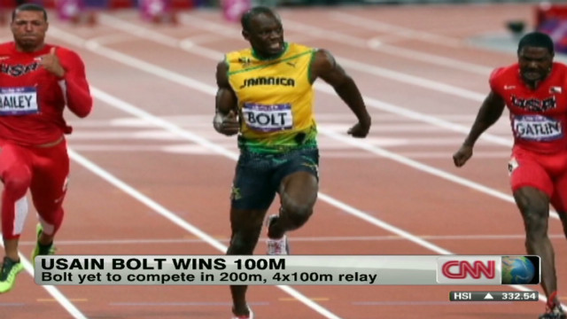 Usain Bolt: How does he do it?
