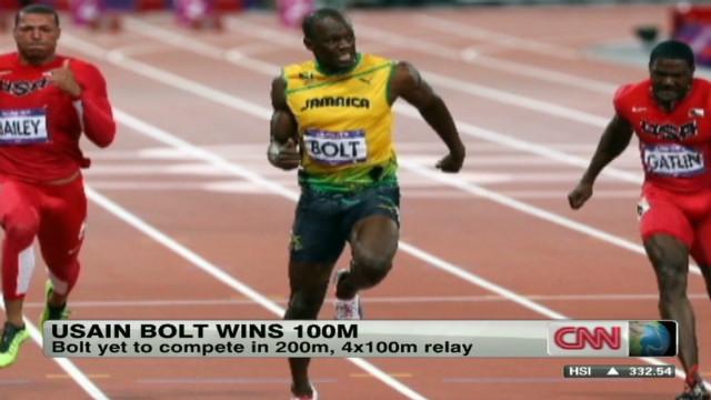 Usain Bolt: How does he do it?