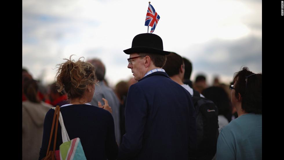 Britons Gone Wild.