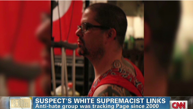 The expanding white supremacist movement