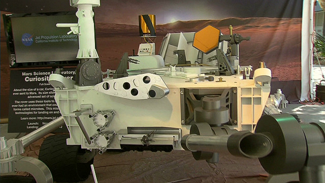 What to expect next from Mars rover