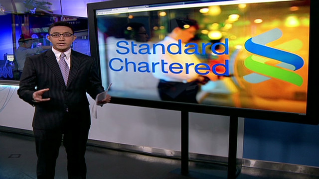 Troubling news for Standard Chartered