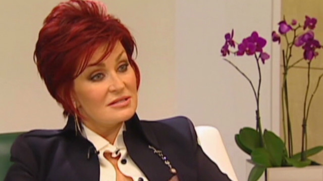 Sharon Osbourne: NBC fired my son