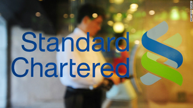 Standard Chartered has agreed to pay a $340 million fine to New York banking regulators over money laundering charges.
