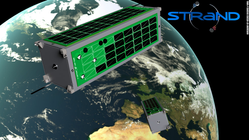 "British satellite manufacturer SSTL and the UK's University of Surrey are developing a <a href=""http://www.sstl.co.uk/news-and-events?story=2025"" target=""_blank"">""novel in-orbit docking system""</a> using Kinect technology."
