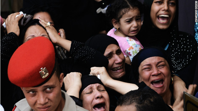Morsy's funeral absence fuels outrage