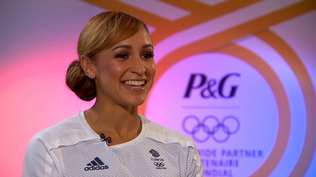Jessica Ennis not in Games for money