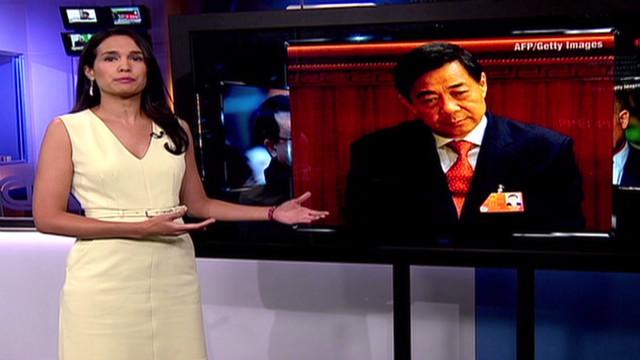 Timeline: Bo Xilai's downfall