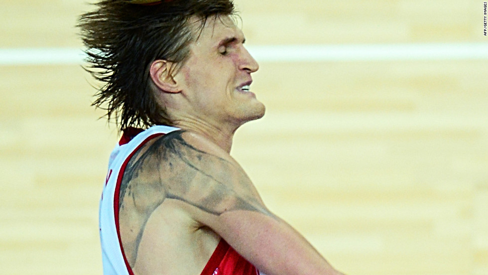 """Knock yourself out,"" Andrey Kirilenko's coach said."