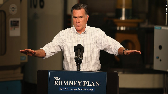 Romney accused of tax shelter role