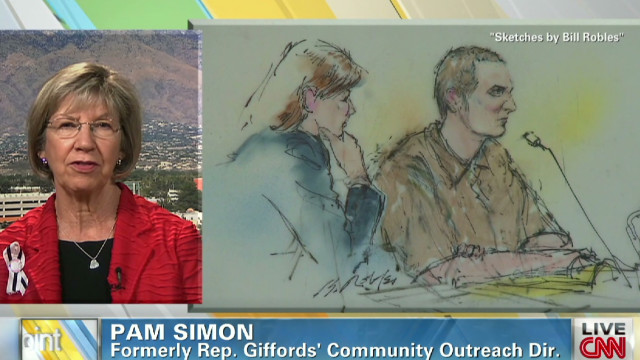 Tuscon shooting survivor on Loughner