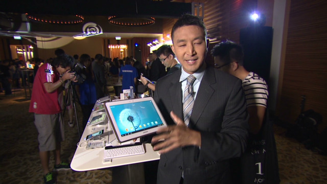 Samsung unveils iPad killer?