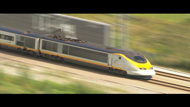 Eurostar to expand across Europe