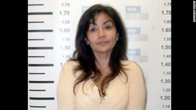 "Sandra Avila Beltran, also known as the ""Queen of the Pacific, "" was arrest in Mexico City on September 28, 2007."