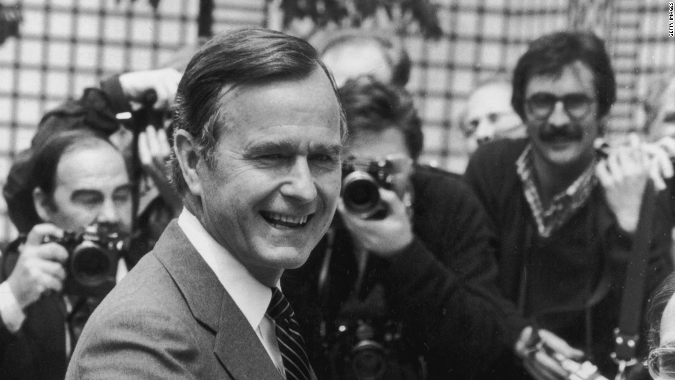 After running against Ronald Reagan in the 1980 primaries, George H.W. Bush joined Reagan on the ticket and helped unite the Republican Party by balancing the ticket ideologically. Bush's background as a businessman, U.S. representative, United Nations ambassador, chairman of the Republican National Committee, diplomat to China, CIA director and presidential contender made him one of the most experienced vice presidents ever.