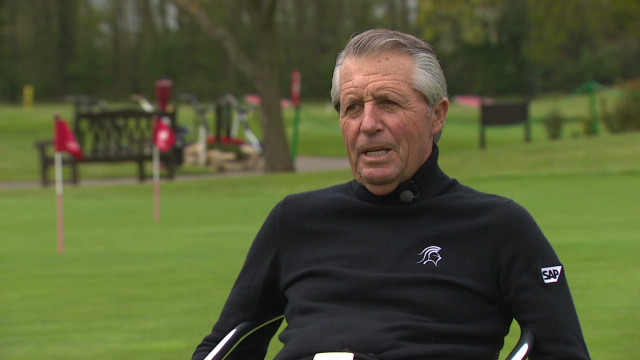 Gary Player: Staying healthy on the road