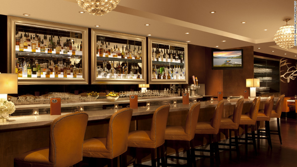 Slopes by Talisker at the Waldorf-Astoria brings spa cuisine into the mainstream.