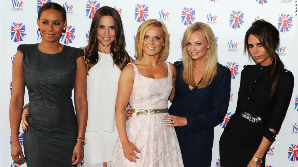 "The<a href=""http://marquee.blogs.cnn.com/2012/12/11/spice-girls-hit-the-red-carpet-for-viva-forever/?iref=allsearch"" target=""_blank""> musical</a> <a href=""http://marquee.blogs.cnn.com/2012/12/11/spice-girls-hit-the-red-carpet-for-viva-forever/?iref=allsearch"" target=""_blank"">""Viva Forever,""<a href=""http://marquee.blogs.cnn.com/2012/12/11/spice-girls-hit-the-red-carpet-for-viva-forever/?iref=allsearch"" target=""_blank""></a> which was based on their songs,</a> closed in <a href=""http://www.dailymail.co.uk/tvshowbiz/article-2318007/Spice-Girls-left-gutted-devastated-announced-musical-Viva-Forever-close-8-weeks.html"" target=""_blank"">June 2013</a>. What else have the Spice Girls been up to since their heyday in the '90s?"
