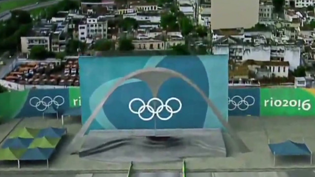 Rio prepares for 2016 Games
