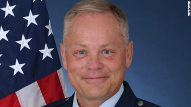 U.S. Air Force Col. Glenn Palmer was commander of the 737th Training Group at Lackland Air Force Base.