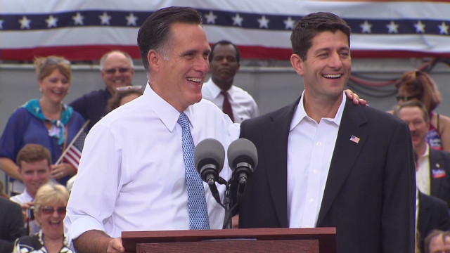 Romney, Ryan asked about Medicare