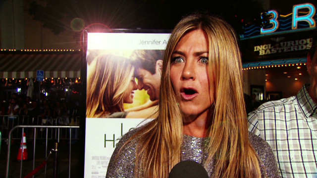 Jennifer Aniston is engaged
