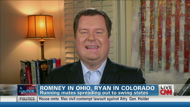 Voters react to Ryan VP pick