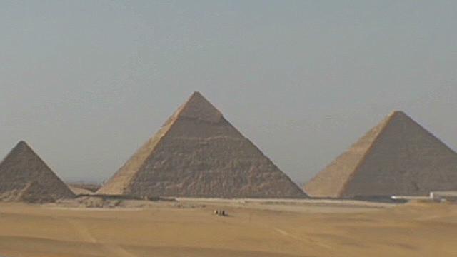 Egypt's struggling economy