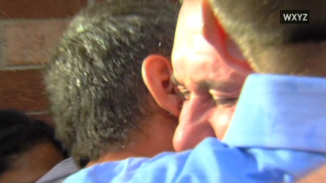 Brothers exit prison after 25 years