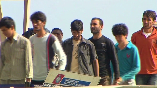 Asylum seekers laws debated in Australia
