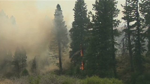 Wildfire leads to state of emergency