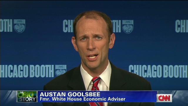 Ex-Obama adviser on Ryan, economy