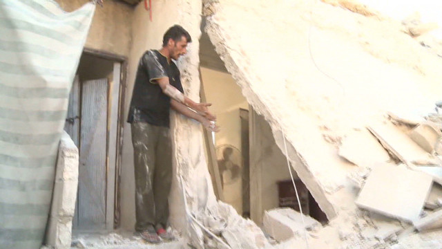 Syrian regime attacks hospital