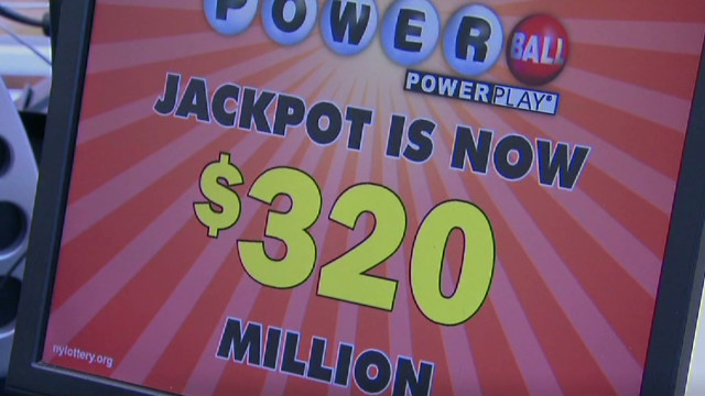 Powerball jackpot hits $320 million
