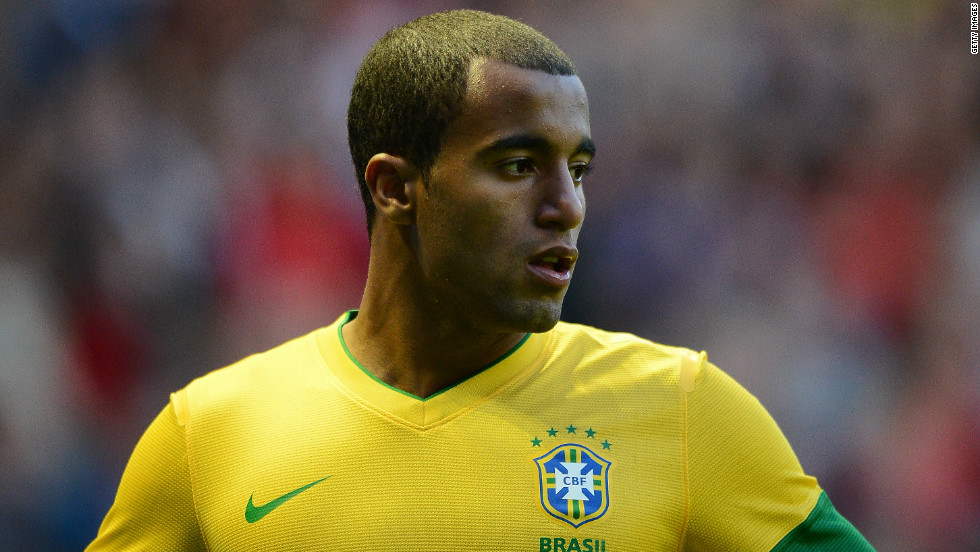 <strong>Sao Paulo to Paris Saint-Germain</strong>The $55 million paid by PSG for 19-year-old midfielder Lucas Moura broke the Brazilian transfer record for the third time this year, eclipsing the fee the French club spent on Thiago Silva and Chelsea's deal for Oscar. He will move to Paris in January, becoming the sixth Brazilian at the club.