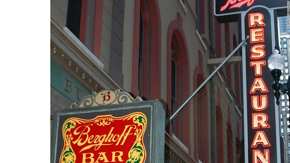 The 114-year-old Berghoff in Chicago is one of the oldest family-run businesses in the country.