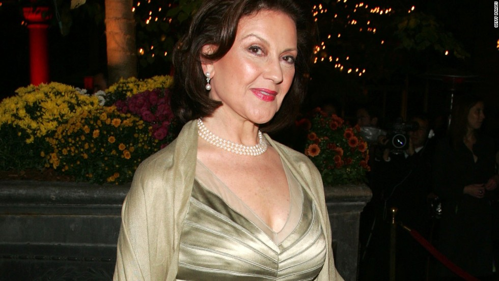 "Kelly Bishop somewhat specializes in playing the matriarch. She has since garnered a fan following from playing Emily Gilmore on ""Gilmore Girls"" and most recently can be found starring as Fanny Flowers on ""Bunheads."""