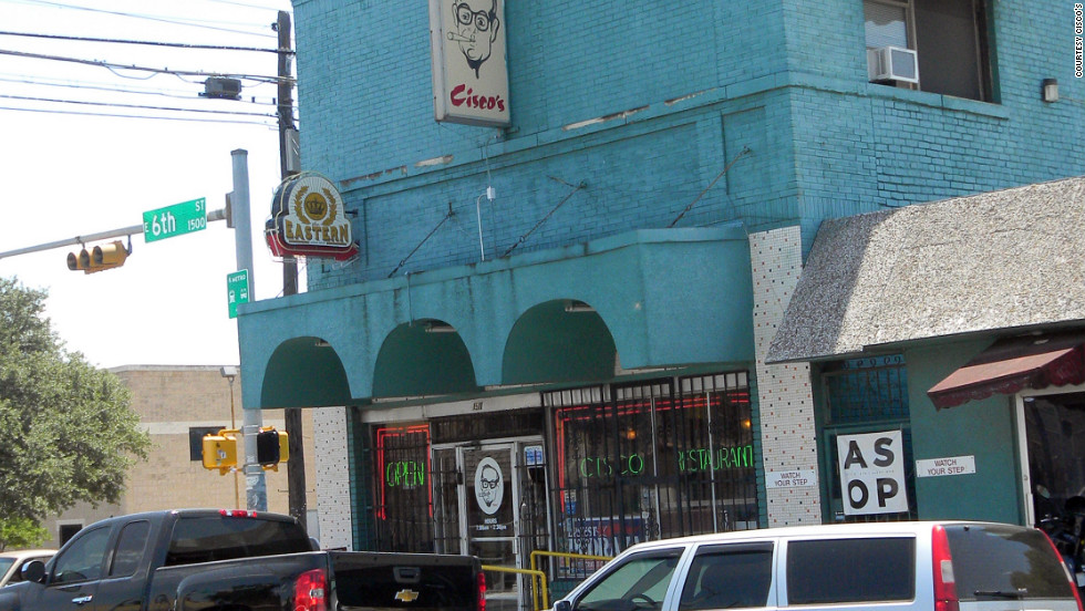 Widely known for serving the best breakfast in Austin, 62-year-old Tex-Mex spot Cisco's has long been a hangout for Austin's politicos.