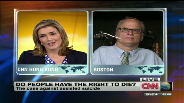 The case against assisted suicide