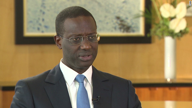 Tidjane Thiam's path to success