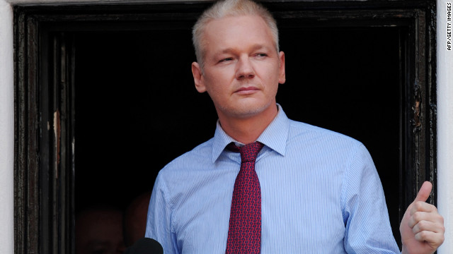 Assange to leaker: Go to Latin America