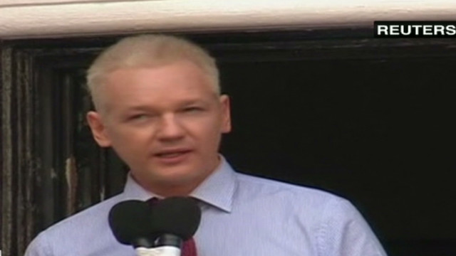 Assange: stop 'witch hunt' on WikiLeaks