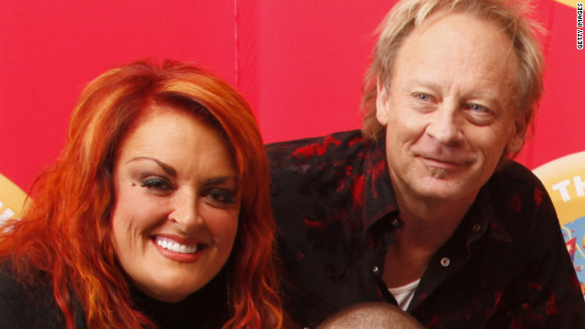 Wynonna Judd's husband injured