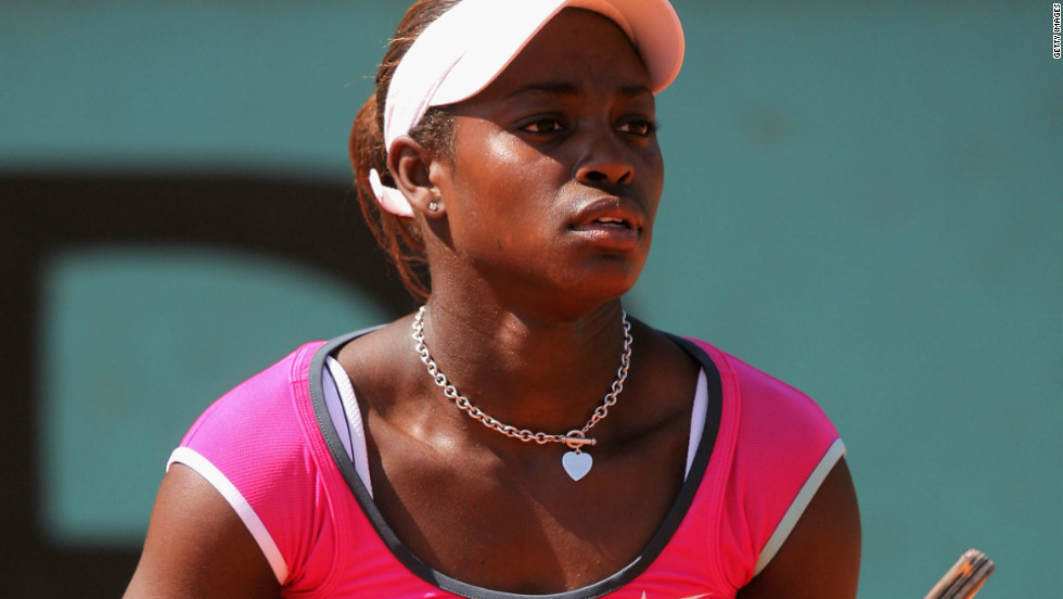 Stephens' success in 2012 follows a successful career as a junior. She first picked up a racket when she was nine years old, and moved from California to a Florida tennis academy to hone her skills.