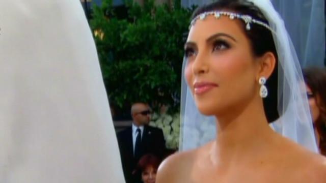 Kim Kardashian's 72-day marriage