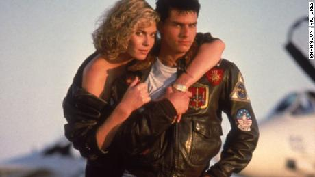 Filmmaker Tony Scott was best known for his 1986 film Top Gun, starring Tom Cruise and Kelly McGillis.