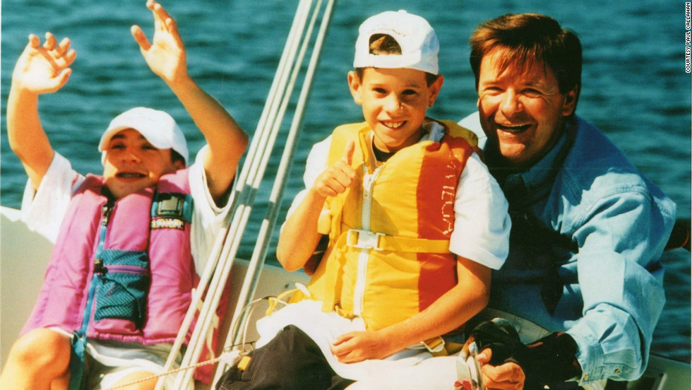 Paralympian Paul left his Wall Street job to take over Sail to Prevail - an organization which teaches disabled children to sail. From eight children a year, the charity, based in Newport, Rhode Island, now helps around 1,000 youngsters annually.